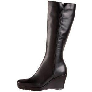 La Canadienne Ivana Wedge Boot